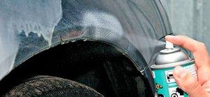 Как отмыть битум с автомобиля