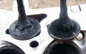 Чистка клапанов от нагара