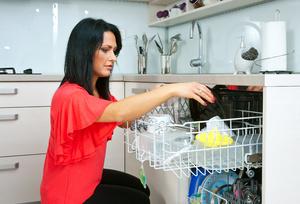 Как устранить неприятный запах из посудомоечной машинки