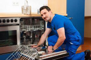 Как устранить неполадку посудомоечной машинки