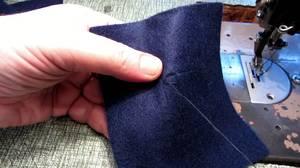 Как сделать заплатку на куртку