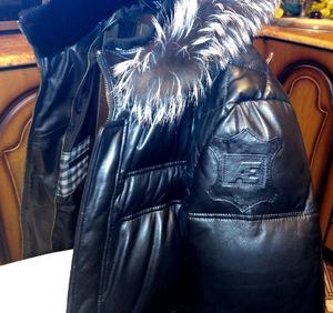 Как украсить куртку