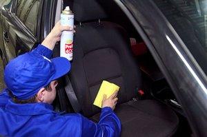 Чем почистить чехлы в машине