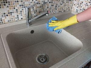 Способы чистки раковины