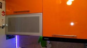 Чем мыть глянцевые фасады кухни: лучшие средства