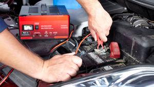 ochistit avtomobilnyy akkumulyator - Уход за аккумуляторными батареями