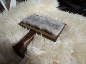 Как использовать овечью шкуру