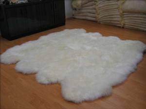 Как чистить овечью шкуру в домашних условиях