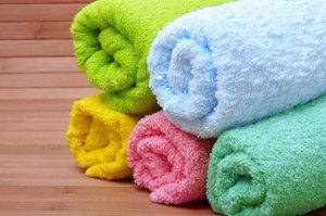 Как избавиться от запаха от полотенец
