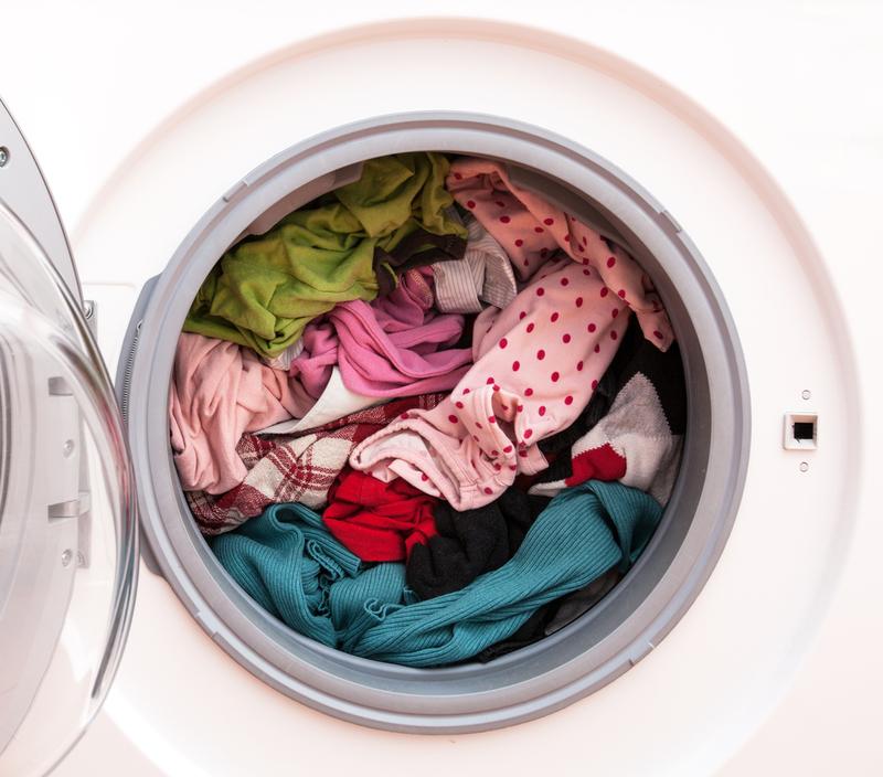 Что сделать чтобы села одежда