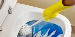 Ржавчина в бачке унитаза чем убрать