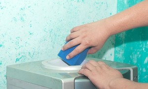 Как промыть кулер для воды