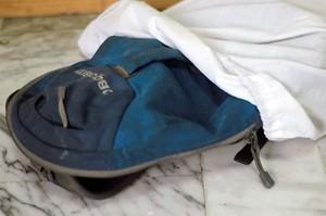 Как и чем постирать рюкзак в машине автомат или вручную