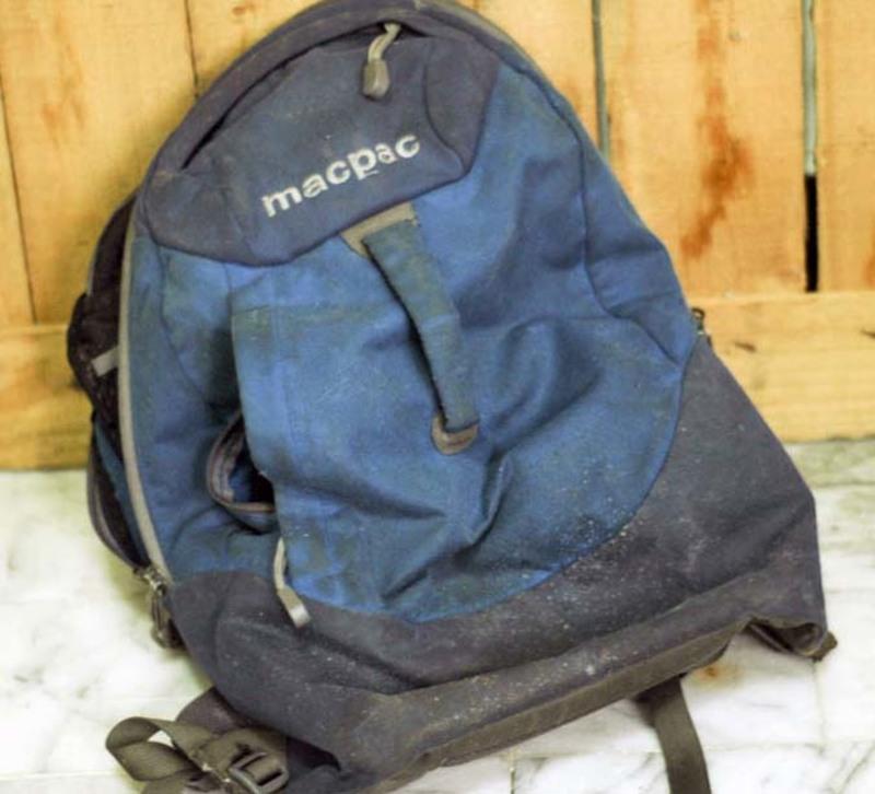 Можно ли стирать рюкзак