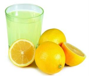 Лимонный сок и кислота для отбеливания кожаных изделий
