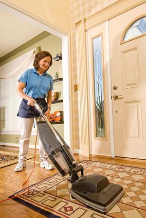 Как очистить дом
