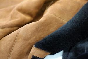 Как почистить светлую замшевую куртку