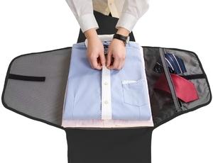 Как складывать рубашки чтобы не помялись