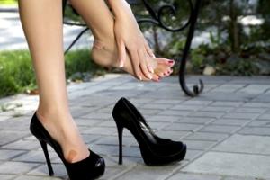 Как носить новую обувь