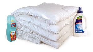 можно ли стирать бамбуковое одеяло