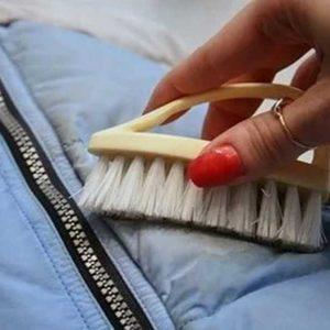 Как чистить куртку