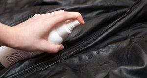 Чем почистить кожаную куртку в домашних условиях