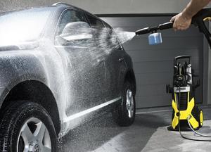 как правильно мыть машину мойкой высокого давления