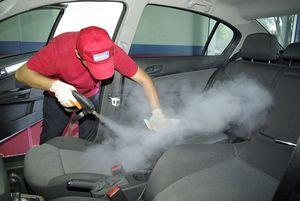 Необходимость чистки салона авто