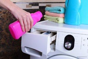 Особенности выбора средства для стирки постельного белья
