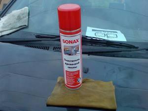 как отмыть тополиную смолу с машины