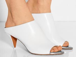 Средства ухода за белой кожей обуви thumbnail