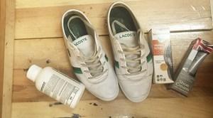 Рекомендации по уходу за белой кожаной обувью
