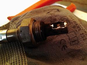 Как проверить датчик кислорода мультиметром и почистить лямбда зонд