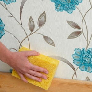 Чем помыть обои в домашних условиях