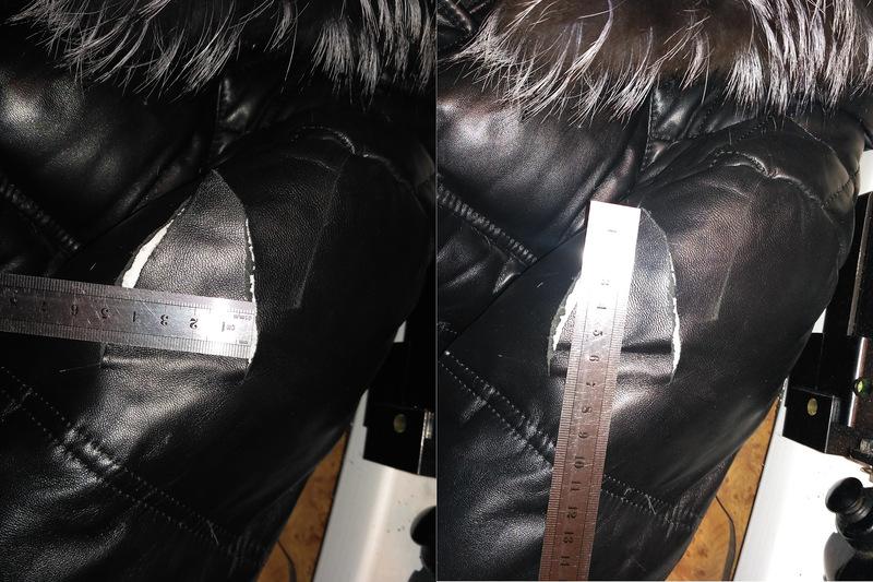 Как и чем можно заклеить кожаную куртку
