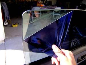 Как снять тонировку со стекла легко и быстро