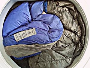 Принципы стирки спального мешка в стиральной машине