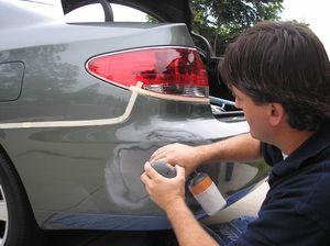 Косметический ремонт бампера своими руками: убираем сколы и потертости